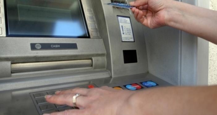 Направен е опит да се възпламени банкомат в град Септември.