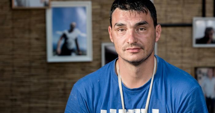 Волейболният шампион предостави победата си на Яни, за да сбъдне
