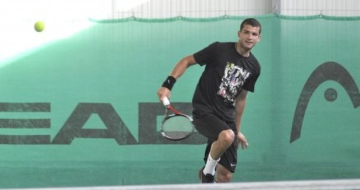 Снимка БулфотоНай-добрият ни тенисист Григор Димитров потвърди участието си на