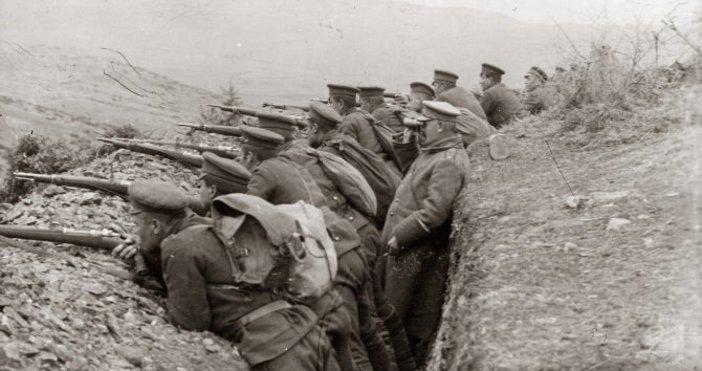 На 10 декември 1915 г. Българската армия, след като пресича