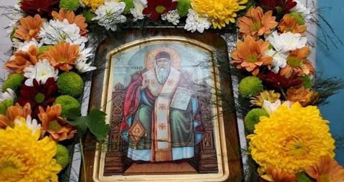Днес Православната църква почита паметта на Свети Спиридон, епископ Тримитунтски