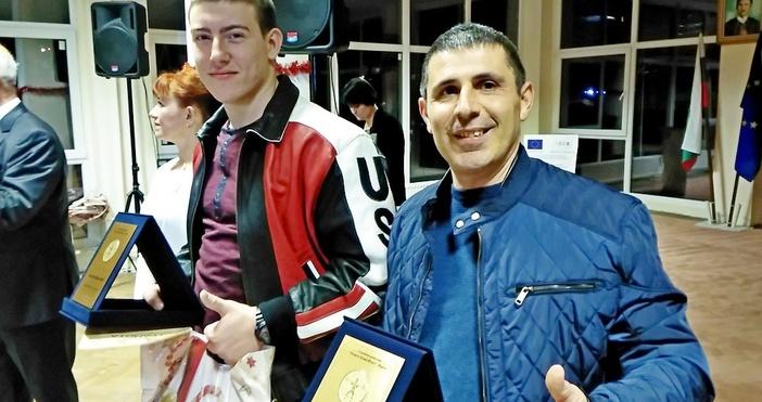 Щангистът Христо Христов бе определен за №1 на варненското Спортно