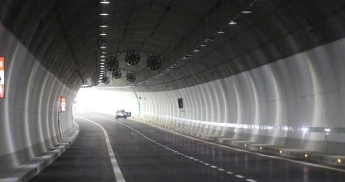 """Снимкаtrafficnews.bgВ тунел """"Траянови врата"""" ще бъде изградена уникална за България"""