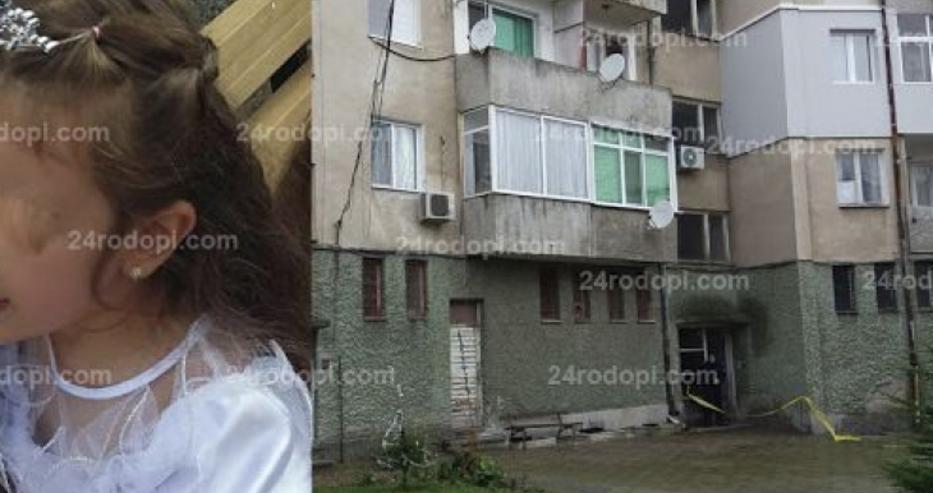 Разпитват с часове майката на зверски убитата Дамла, близки й носят храна в районното