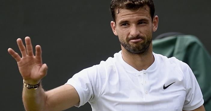 Българският тенисист Григор Димитров беше определен за Спортист на Балканите