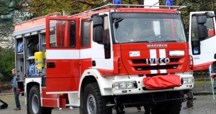 Вергил Митов, който загина в пожар в стражишкото село Камен,