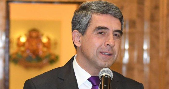 """Снимка Булфото""""Ползите от председателство на ЕС са огромни за България."""