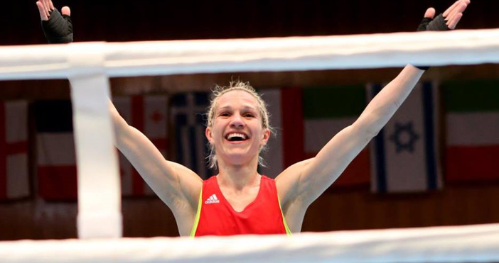 Световната и европейска шампионка по бокс Станимира Петрова започва да