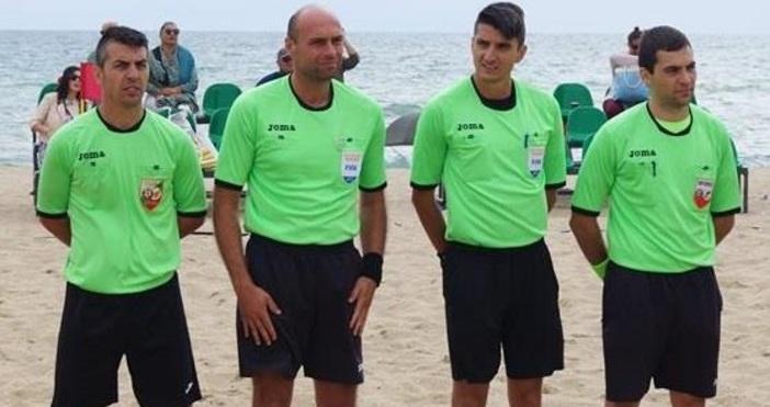 Плажният футбол в България се развива. Поредното доказателство за това