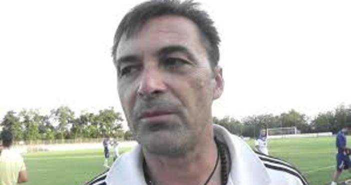 Треньорът на Черноморец (Балчик) Георги Иванов-Геша изрази задоволство, че неговият