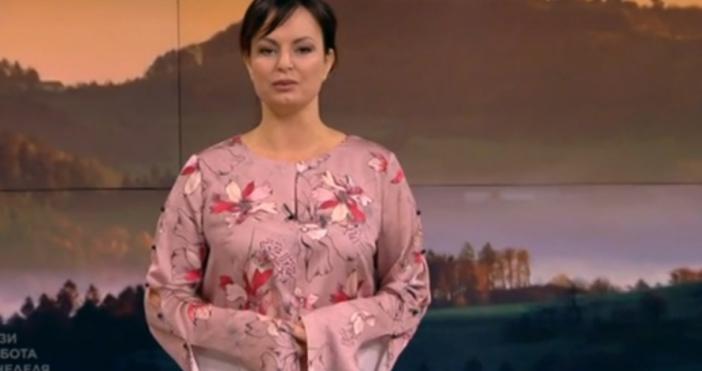 Водещата на сутрешния блок на bTV Мариана Векилска шашардиса зрителите