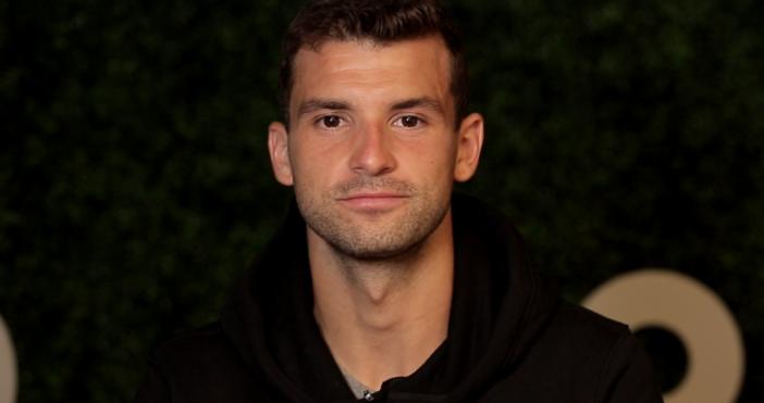 Снимка БулфотоСветовният номер 3 в мъжкия тенис Григор Димитров направи