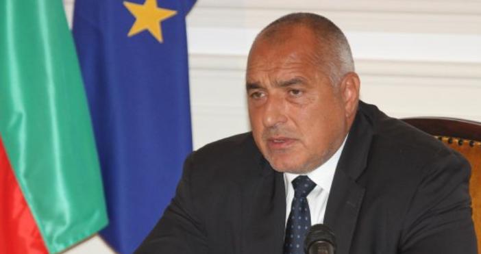 Снимка: БулфотоПремиерътБойко Борисоввнесе предложение до Министерския съвет за освобождаване на
