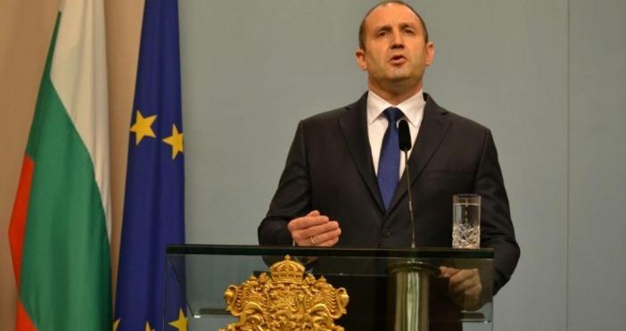 Президентът Румен Радев и вицепрезидентът Илияна Йотова ще дадат пресконференция