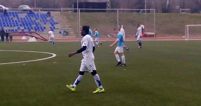 Спартак разгроми с 4:0 юношите до 19 години на Черноморец