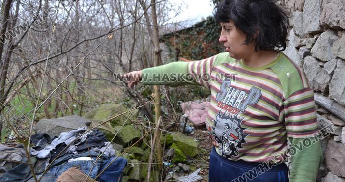 Снимка Haskovo.net Присъдата на 34-годишната Невена Тенева, която уби новороденото