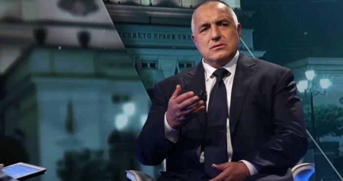 """Премиерът Бойко Борисов гостува в специално издание на поредицата #Питай…"""""""