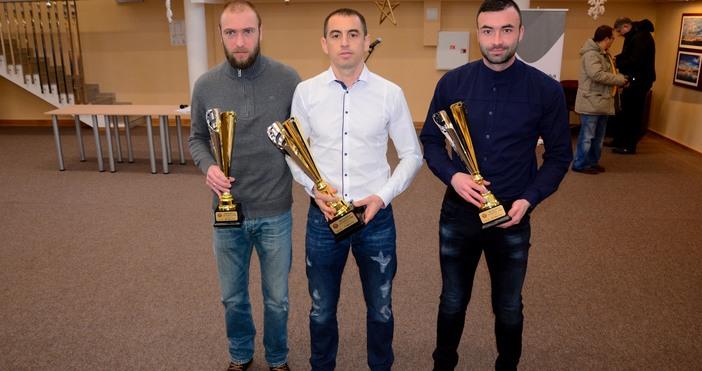 """Призът """"Футболист № 1 на Варненски окръг"""" възниква по инициатива"""