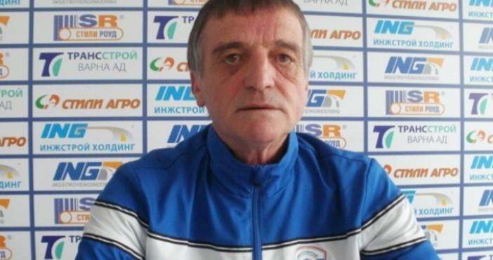 Бившият футболист на Спартак Румен Димов празнува днес своя 61-ви