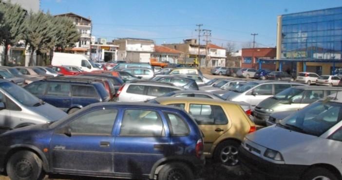 """Готов е идейният проект на многоетажен паркинг в """"Западен"""", който"""