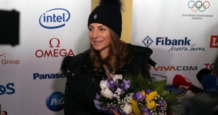 Александра Жекова определи като добро представянето си наЗимните олимпийски игри