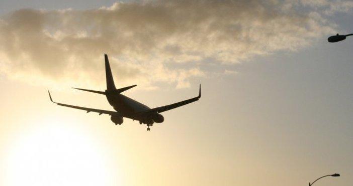 Пилот предприеаварийно кацанеслед бой между пасажери заради пътник, който отказал