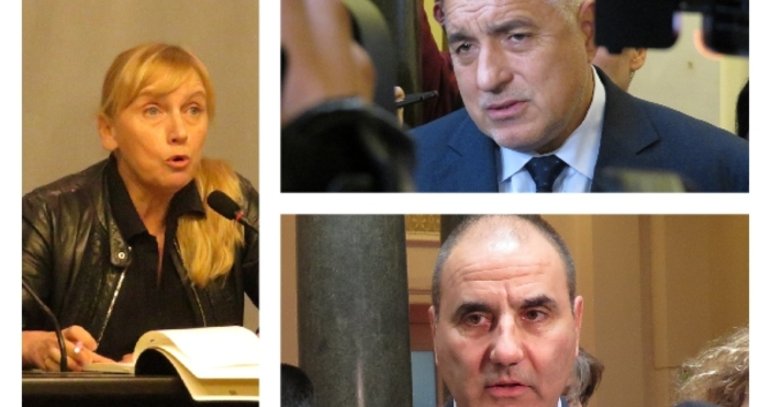 Депутатката Елена Йончева дава на съд зам.-председателя на ГЕРБ Цветан