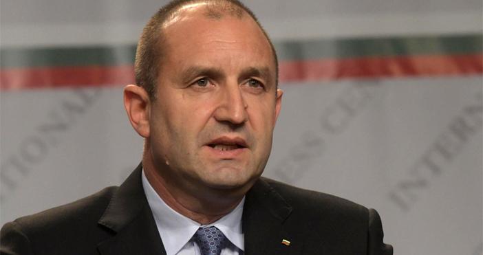 Президентът Румен Радев ще удостои с висши държавни отличия дейци