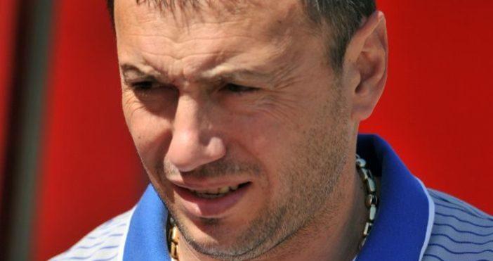 Бившият футболист на Левски Георги Марков е бил намерен днес