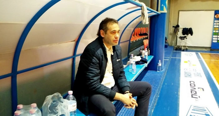Волейболистите на Левски София отстъпиха на Черно море-БАСК (Варна) с
