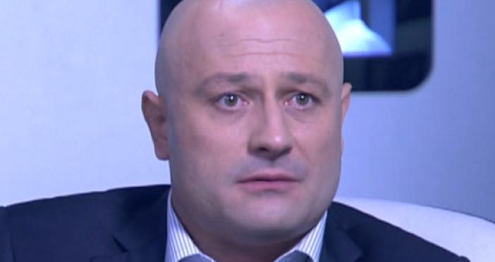 Комедийният актьор Димитър Рачков ще разкрие мръсните тайни на телевизията