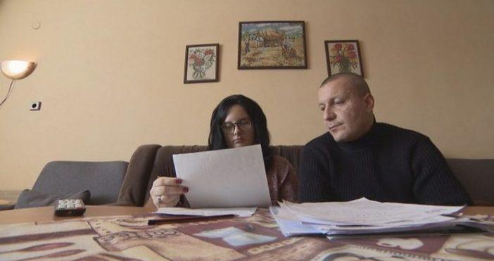 Кадър БТВМладо семейство обвинява лекари от Търновската болница за загубата
