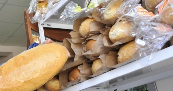 Снимка Булфото8 от 10 хлябана българския пазар са без установено