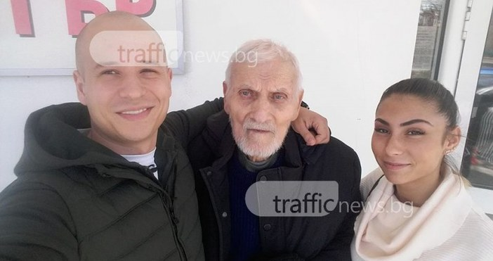 Снимкаtrafficnews.bgВъзрастен мъж от Пловдив има нужда от кръв, за да