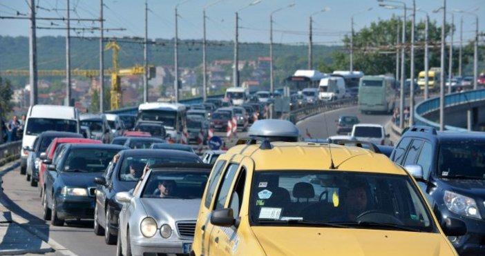 Снимка Булфото, архивРемонтът на Аспаруховия мост във Варна ще започне