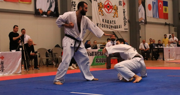 Отборът на България взе 31 медала на 6-ото балканско първенство