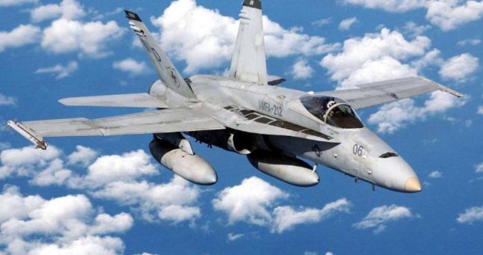 Снимка: УикипедияБългария може да купи и изтребители F-18 Hornet от