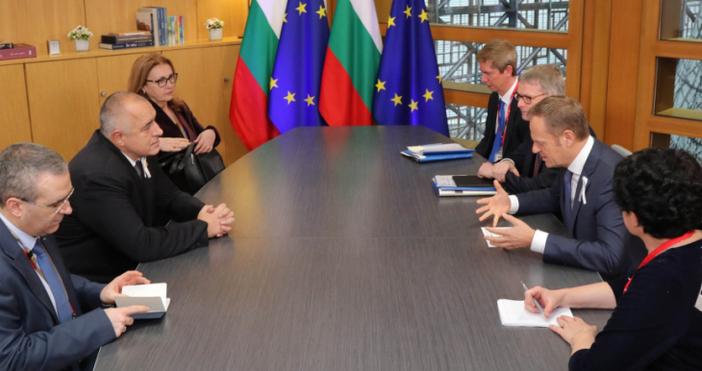 Премиерът Бойко Борисов публикува 4 снимки в личния си фейсбук