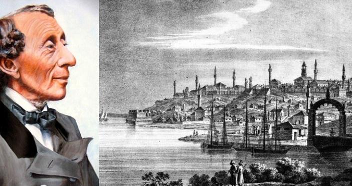 bulgarianhistory.orgВероятно малцина от нас знаят, че един от най-известните писатели