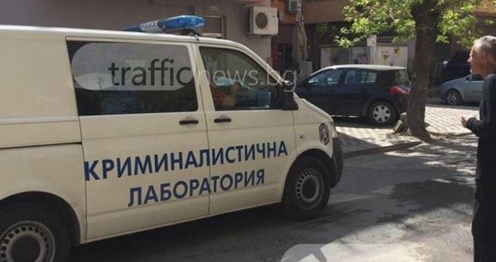 Снимка: Жената в Пловдив се самоубила от втория опит. Първия път уцелила козирката