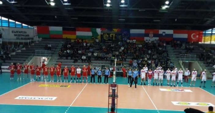 Снимка: фейсбукНефтохимик 2010 (Бургас) стана шампионът на България по волейбол,