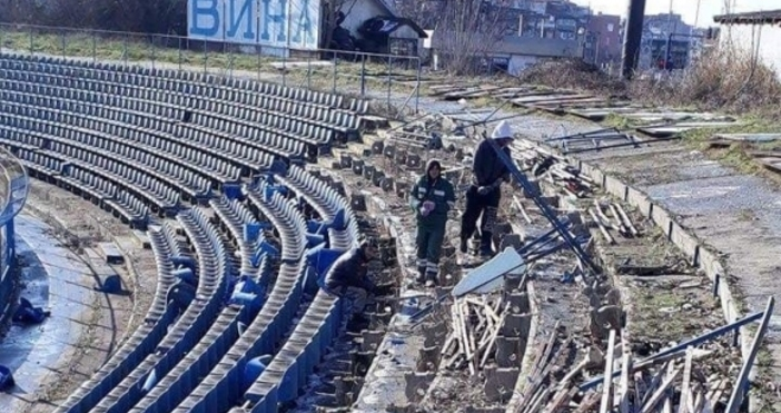 Отборът на Спартак ще си върне клубния стадион на 10