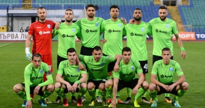 Треньорът на Черно море Илиан Илиев определи групата за мача