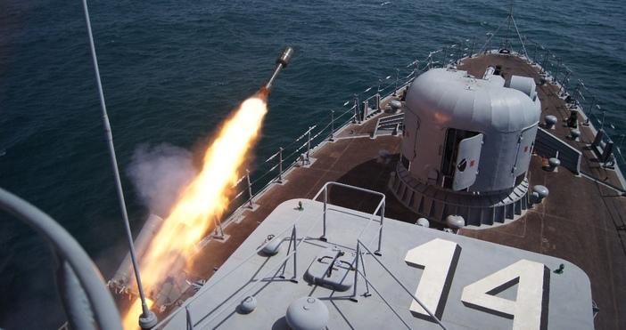 снимка ВМСОт 14 до 18 май 2018 година в териториалното