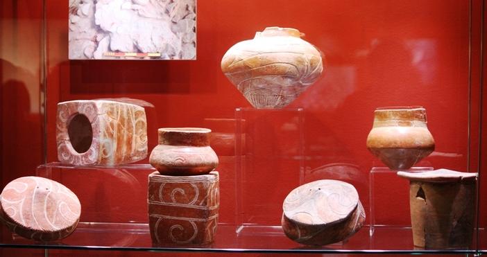 снимки ПетелНовите открития: Разкопките на Варненския археологически музей през последните