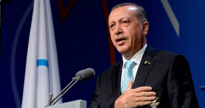 Турският президент Реджеп Тайип Ердоган днес обеща Турция да инвестира