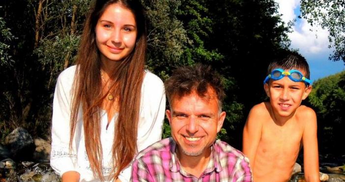 Дъщерята на Боян Петров - Теа, не успя да се