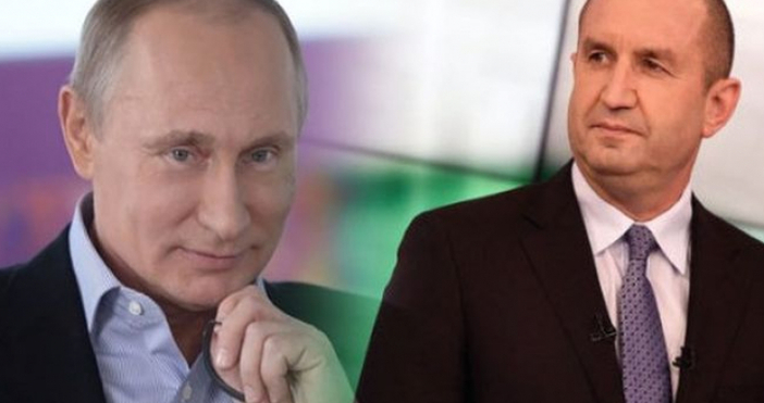 Държавният глава Румен Радев ще подари на Владимир Путин президентски