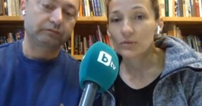 Родителите на изчезналите Натали и Велина, които се издирват под