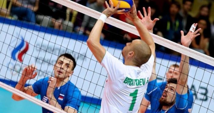 Двубоите на България от стартиращата тази седмица новосформирана волейболна Лига